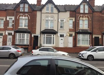 Thumbnail 5 bed terraced house for sale in City Road, Edgbaston
