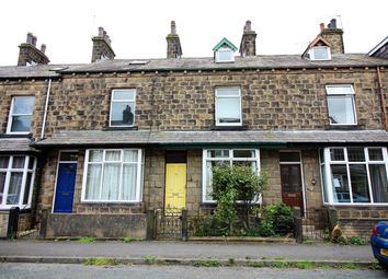 Thumbnail 3 bed terraced house for sale in East Parade, Ilkley