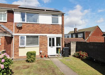 Thumbnail 3 bed end terrace house for sale in Westward Drive, Pill, Bristol