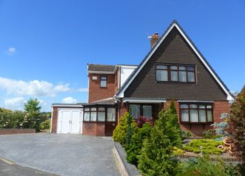 Thumbnail 3 bed detached house to rent in Coppice Drive, High Ercall, Telford