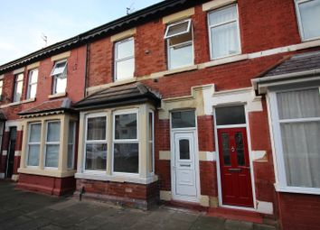 Thumbnail 3 bed terraced house to rent in Gladstone Street, Blackpool, Lancashire