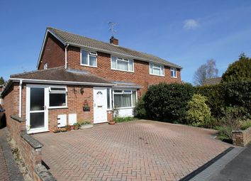 Thumbnail 3 bed semi-detached house for sale in Downsway, Alton, Hampshire