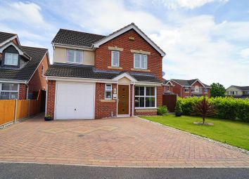 Thumbnail 4 bed detached house for sale in Goodwood Way, Lincoln
