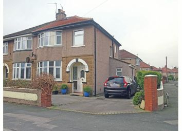 Thumbnail 3 bed semi-detached house for sale in Acre Moss Lane, Morecambe