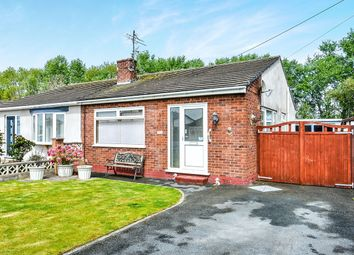 Thumbnail 2 bed bungalow for sale in Llys Charles, Towyn, Abergele