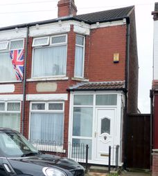 Thumbnail 2 bedroom terraced house to rent in Jesmond Gardens, Hull