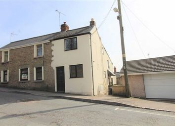 Thumbnail 2 bed end terrace house for sale in St. Whites Road, Cinderford
