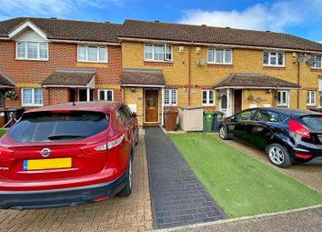 Thumbnail 2 bed terraced house for sale in Highgrove Road, Becontree, Dagenham