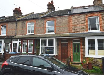 Thumbnail 2 bed terraced house for sale in Parker Street, North Watford