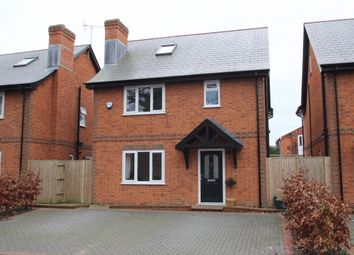 Thumbnail 4 bedroom detached house for sale in Windmill Road, Mortimer Common