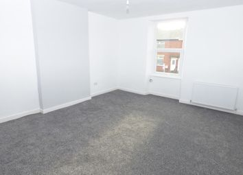 Thumbnail 3 bed flat for sale in Front Street, Leadgate, Consett