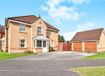 Thumbnail 4 bed detached house for sale in Groombridge Crescent, Littleover, Derby