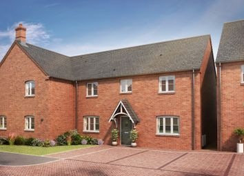 Thumbnail 4 bedroom detached house for sale in The Sutton V+, Manor, Leys, Manor Lane, Harlaston, Staffordshire