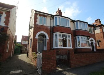 Thumbnail 4 bed semi-detached house for sale in Peasholm Crescent, Scarborough