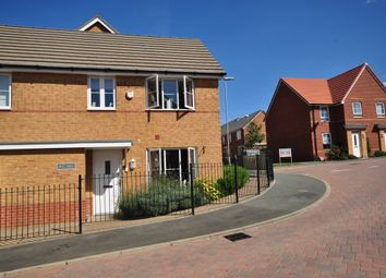 Thumbnail 2 bed end terrace house to rent in Cromwell Avenue, East Cowes