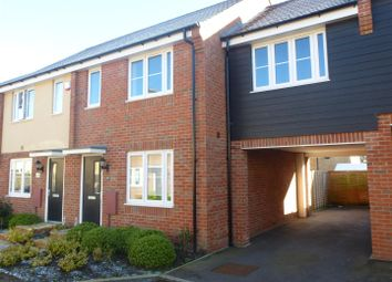 Thumbnail 3 bed terraced house for sale in Wolseley Drive, Dunstable