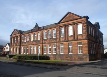 Thumbnail 2 bed flat for sale in Bryden Court, Grangemouth