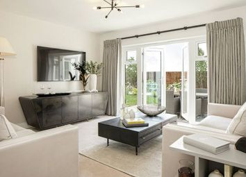 "Thumbnail 4 bedroom detached house for sale in ""The Pebworth"" at St. Legers Way, Riseley, Reading"