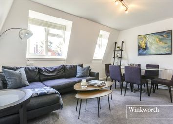 Thumbnail 2 bed flat for sale in Alice Court, 86 Station Road, Finchley, London