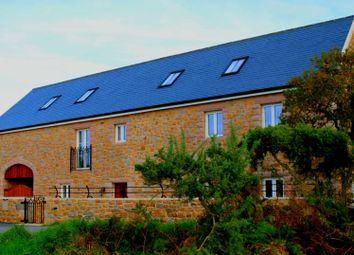 Thumbnail 5 bedroom detached house for sale in La Ruette De La Carriere, St. John, Jersey