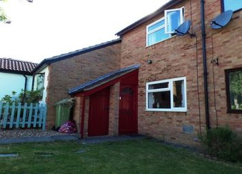 Thumbnail 2 bedroom terraced house to rent in Haldene, Two Mile Ash, Milton Keynes