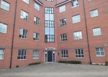 Thumbnail 2 bedroom flat for sale in Gamble Street, Nottingham