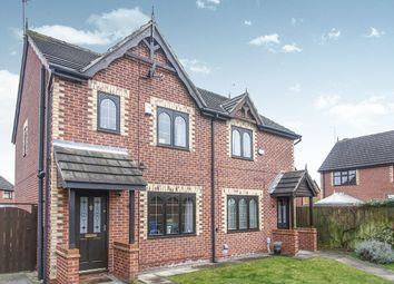 Thumbnail 3 bed semi-detached house for sale in Wisteria Way, Hull