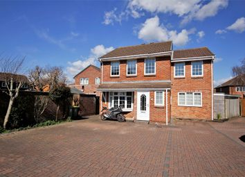 Thumbnail 4 bed detached house for sale in Forties Close, Hill Head, Fareham