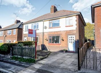 Thumbnail 3 bed semi-detached house for sale in Moss Bower Road, Macclesfield, Cheshire