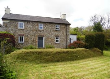 Thumbnail 4 bed cottage for sale in Ty Ni, Penparc, Trefin, Haverfordwest, Pembrokeshire
