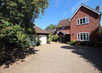 Thumbnail 4 bed detached house for sale in Digby Close, Martlesham Heath, Ipswich