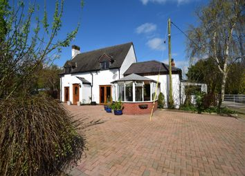 Thumbnail 5 bed detached house for sale in Lighteach Road, Prees, Whitchurch