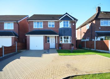 Thumbnail 4 bedroom detached house for sale in Uttoxeter Road, Blythe Bridge