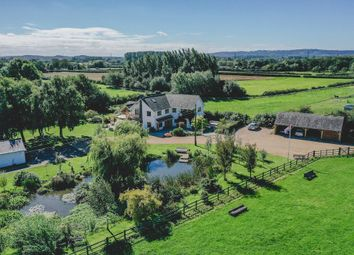 Bandalls Lane, Barrow Upon Soar, Loughborough, Leicestershire LE12. 5 bed equestrian property for sale