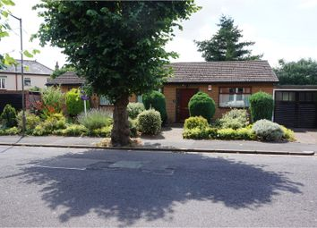 Thumbnail 3 bedroom detached bungalow for sale in Grafton Street, Derby