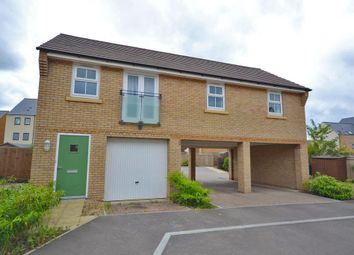 Thumbnail 2 bed detached house to rent in Shaw Savill Way, Brooklands, Milton Keynes, Buckinghamshire
