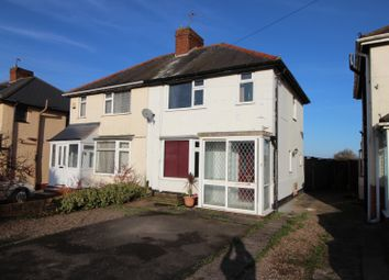 Thumbnail 2 bed semi-detached house for sale in Barns Lane, Walsall, West Midlands