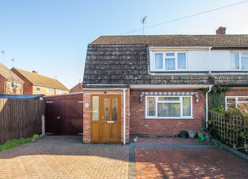 Thumbnail 3 bed semi-detached house for sale in Cherry Close, Cherry Hinton, Cambridge