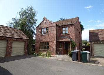 Thumbnail 4 bed detached house for sale in Fern Close, Louth