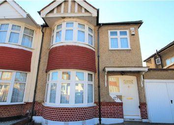 3 bed semi-detached house to rent in Cambridge Road, North Harrow, Harrow HA2