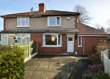 Thumbnail 2 bed semi-detached house for sale in Sandileigh Avenue, Knutsford