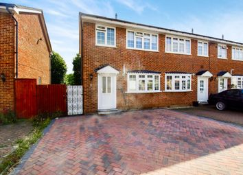 Thumbnail 2 bed semi-detached house for sale in Freshfields, Croydon