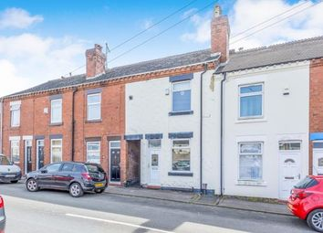 Thumbnail 2 bed terraced house for sale in Palmerston Street, Newcastle, Staffordshire