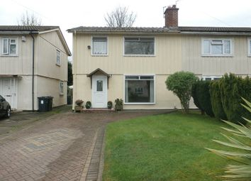 Thumbnail 3 bed semi-detached house for sale in Horrell Road, Sheldon, Birmingham