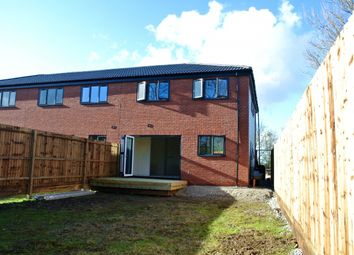 Thumbnail 4 bed semi-detached house for sale in Marston Road, Bedford, Central Bedfordshire