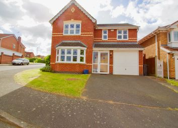 Thumbnail 4 bed detached house to rent in Harebell Close, Hamilton, Leicester