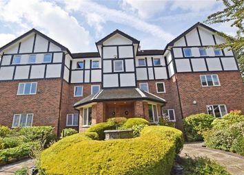 Thumbnail 2 bed flat for sale in Dene Manor, Dene Park, Didsbury, Manchester
