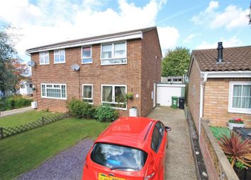 Thumbnail 3 bed semi-detached house for sale in Roman Way, Ross-On-Wye