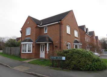 Thumbnail 4 bedroom detached house for sale in Oxford Grove, Birmingham