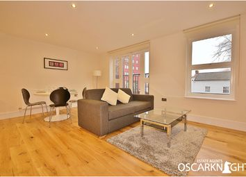 Thumbnail 1 bed flat to rent in Taylor Place, Chiswick High Road, Chiswick